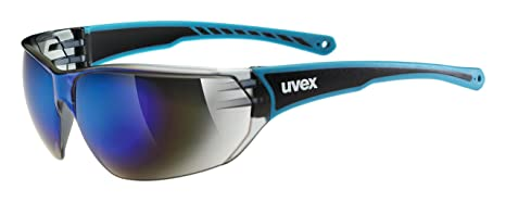 ae4cf8d0685c Amazon.com  Uvex Sportstyle 204 Blue-Black Glasses 2016  Sports ...