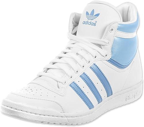 Adidas Schuhe Originals Sport Top TEN HI SLEEK Damen runwht