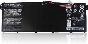 AC14B8K Laptop Battery for Acer Chromebook CB3-111 CB5-311 CB5-571 CB3-531 Aspire R5-471T R5-571T R5-571TG R5-571TG-7229 R7-371T N15W5 V3-371 V3-111 ES1-111 ES1-512 Aspire 5 A515-51 4ICP5/57/80