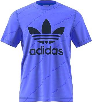 adidas Tie Dye tee - Camiseta, Hombre, Azul(AZUCIE): Amazon.es: Deportes y aire libre