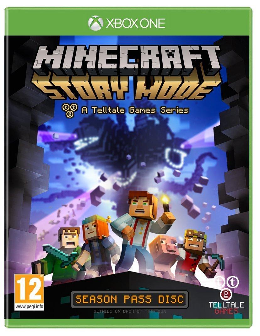 Minecraft: Story Mode - A Telltale Game Series - Season Disc (Xbox One)