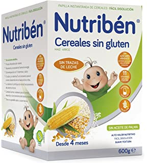 Almirón Papilla de cereales sin gluten a partir de 4 meses ...