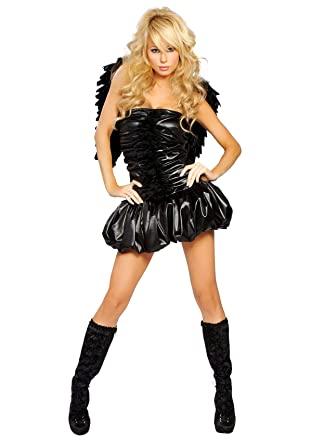 Naughty Angel - Womens Angel Sexy Halloween Costumes  sc 1 st  Amazon.com : erotic halloween costume  - Germanpascual.Com