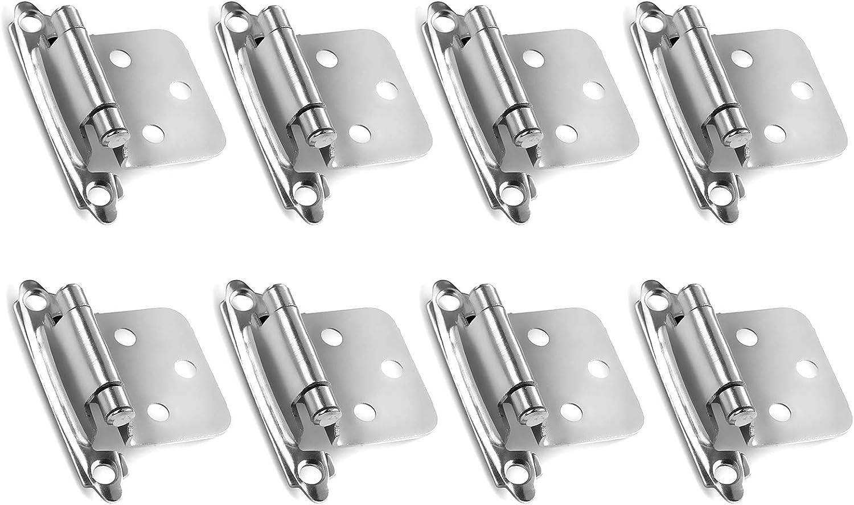 probrico Charni/ères de fermeture Meuble de cuisine ch197/Bathrooms Placard Charni/ère de porte Meubles Hardware Accessoires Fixations