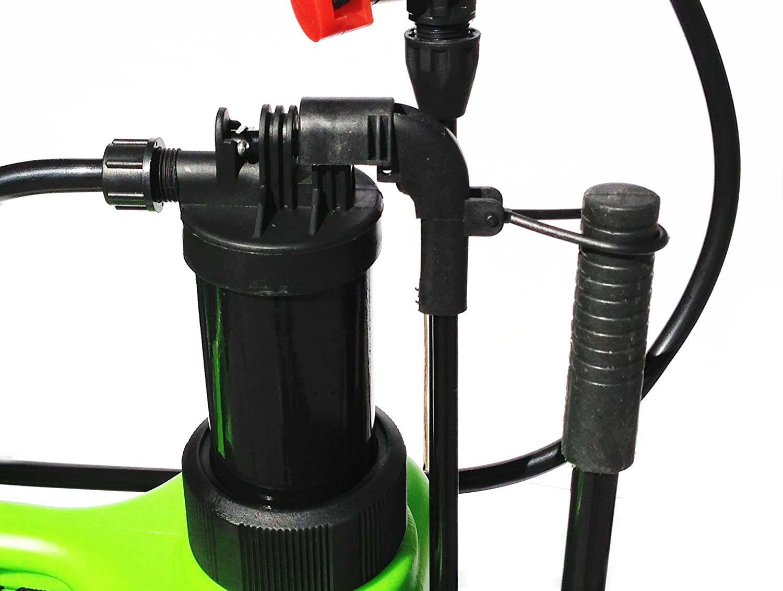 ASC Large 20L ASC KNAPSACK BACKPACK Pressure Sprayer Water / Weedkiller / Fertiliser