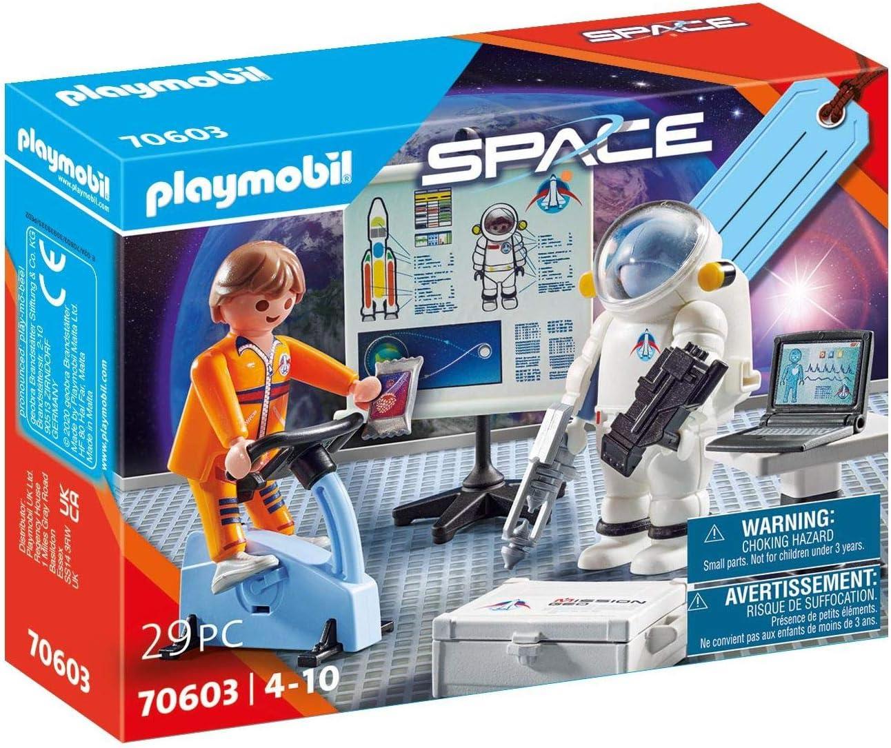 PLAYMOBIL Limited Edition   ASTRONAUT   mit Helm Zange mit Wasserkristall