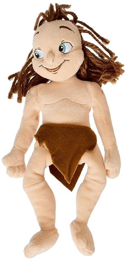 Prime Disney Hard To Find 9 Plush Bean Bag Young Baby Tarzan Doll Customarchery Wood Chair Design Ideas Customarcherynet