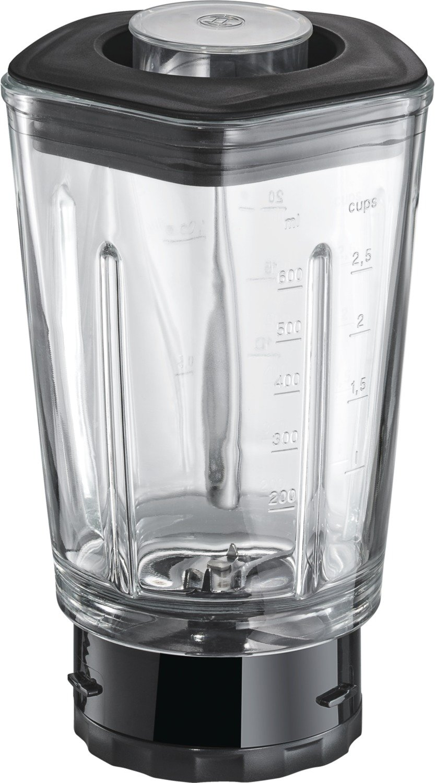 Bosch VitaStyle Mixx2Go MMBM7G3M - Batidora de vaso individual (350 W, jarra de vidrio Thermosafe, botella de transporte 2Go Mix, picador universal), ...
