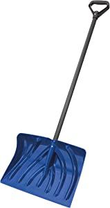 Suncast SC1300 18-Inch Snow Shovel/Pusher Combo