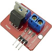 Aihasd IRF520 MOSFET Sensor de Módulo de Controlador
