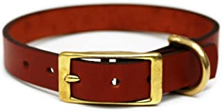 product image for Leather Dog Collar for Small Dogs