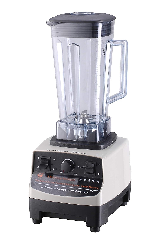 2L 12000 W comercial profesional de alimentación batidora verduras/Frutas Squeezers & reamers arena Maquina de hielo/soymilk exprimidor Extractor de zumo de ...