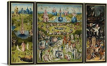 Amazon.com ARTCANVAS The Garden of Earthly Delights 1515
