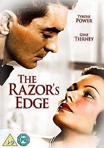 Razor's Edge [Edizione: Regno Unito] [Reino Unido] [DVD]