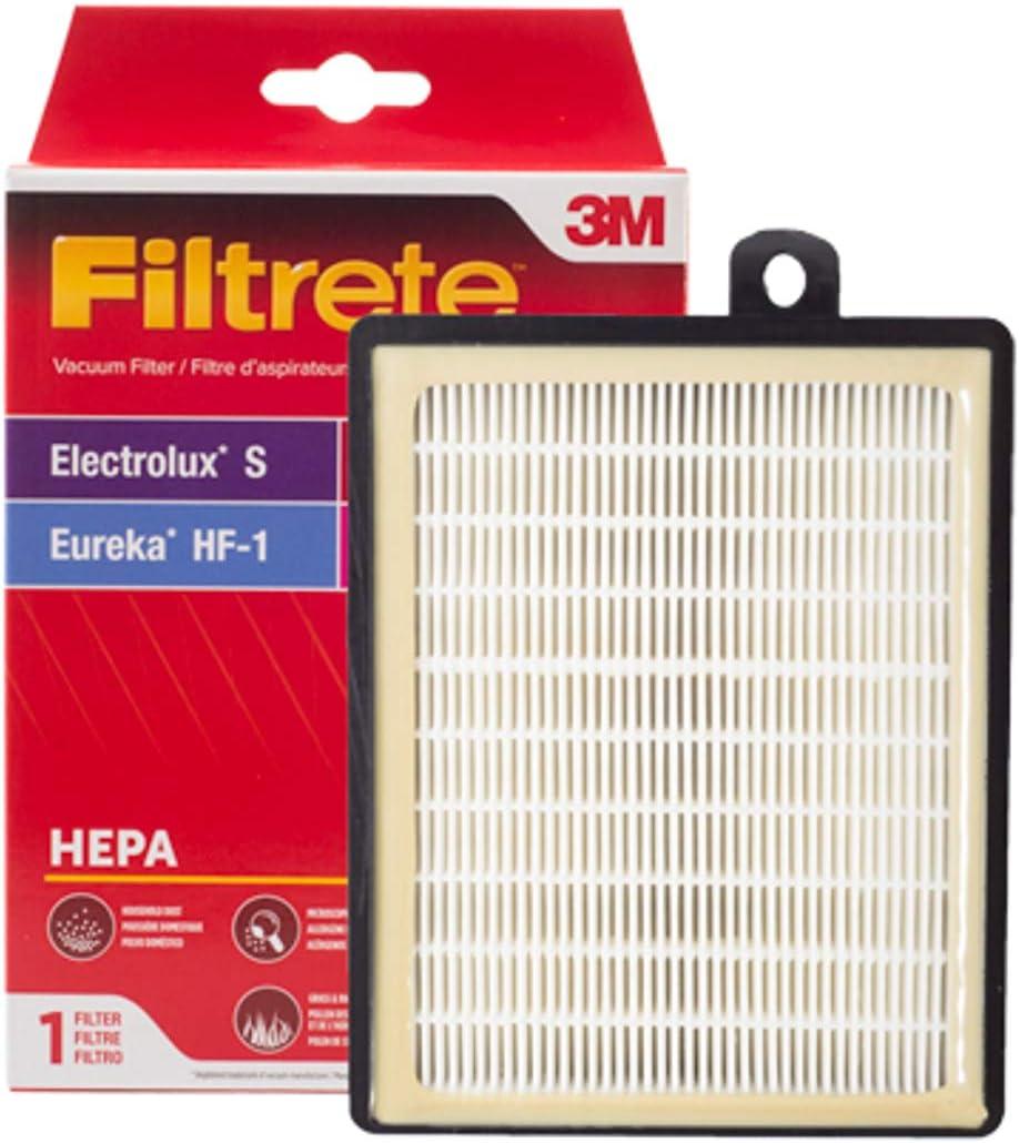 3M Electrolux Style S/Eureka Style HF-1 - Filtro HEPA: Amazon.es: Hogar
