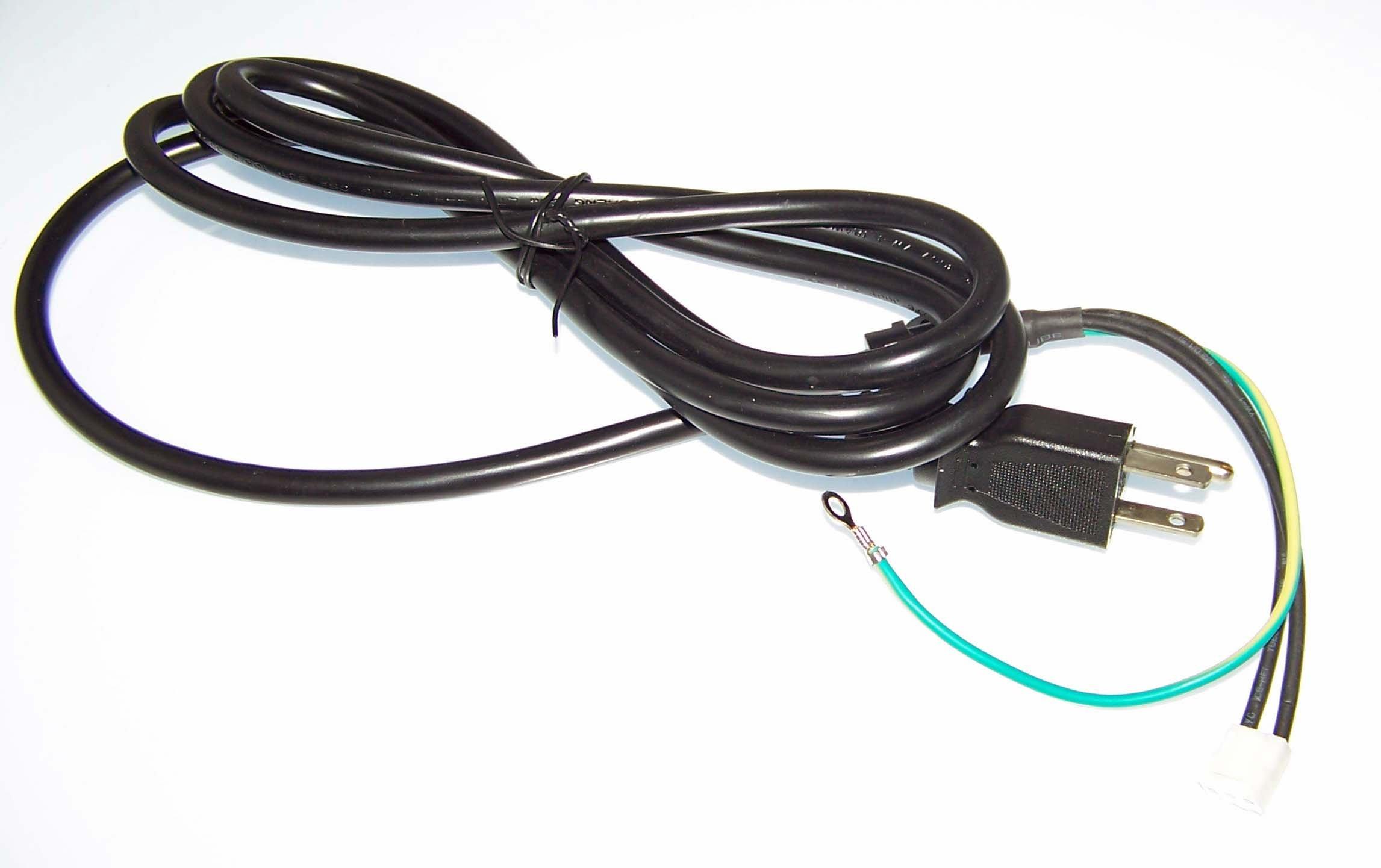 OEM Hisense Power Cord Cable USA Only Originally Shipped with 55T710DW, NS42E440A13, F42K20E