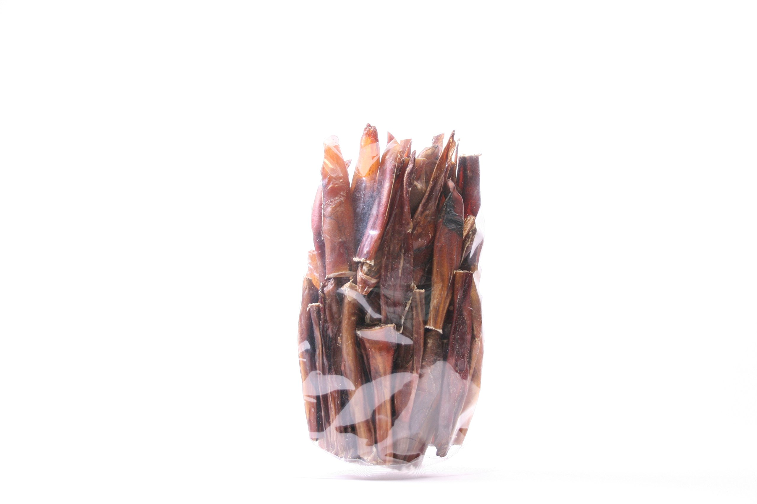 GoGo Beef Pizzle Steer Sticks, 4 inch Steer Sticks, USA Made Dog Treats (50 Pack)...