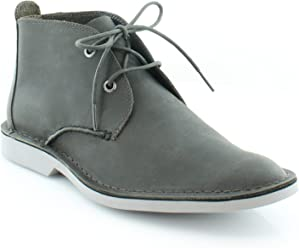 Sperry Top Sider Mens Harbor Oxford Chukka Grey Boot 7M