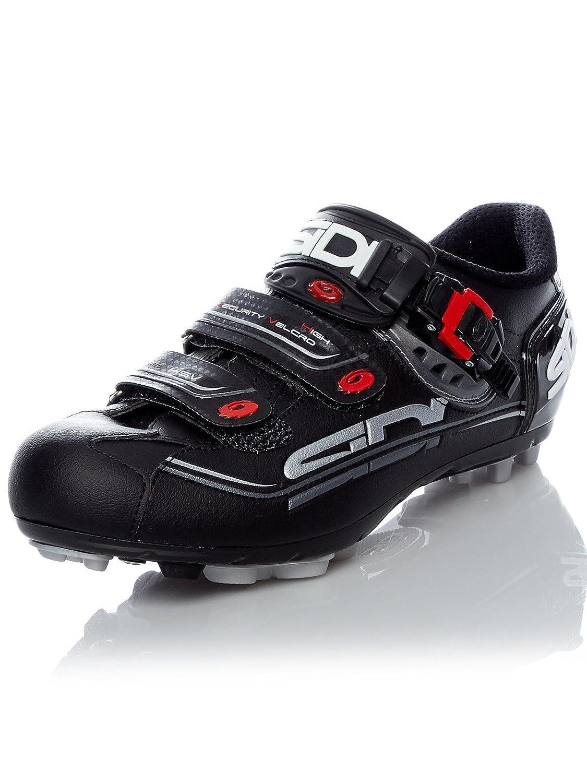 0942dc74ffe34a Sidi Dominator 7 Mega MTB Cycling Shoes Black Black - 18  Amazon.co.uk   Sports   Outdoors