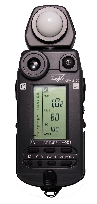 Kenko kfm-2100プロライトメーターのフラッシュ、環境ライト   B000UGSC9K
