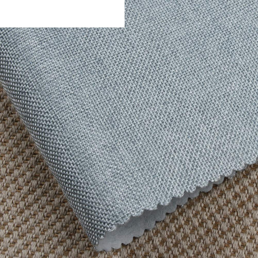 N Fondo de la TV Papel de Pared Plain Revestimiento de Pared Incons/útil para el Dormitorio Sala de Estar HYXL Simple Moderno Lino Papel Pintado