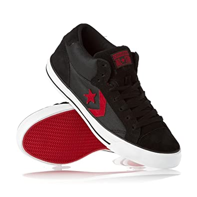Converse Run Pro 2 Mid Black/Varsity Shoe 129699 (UK8)