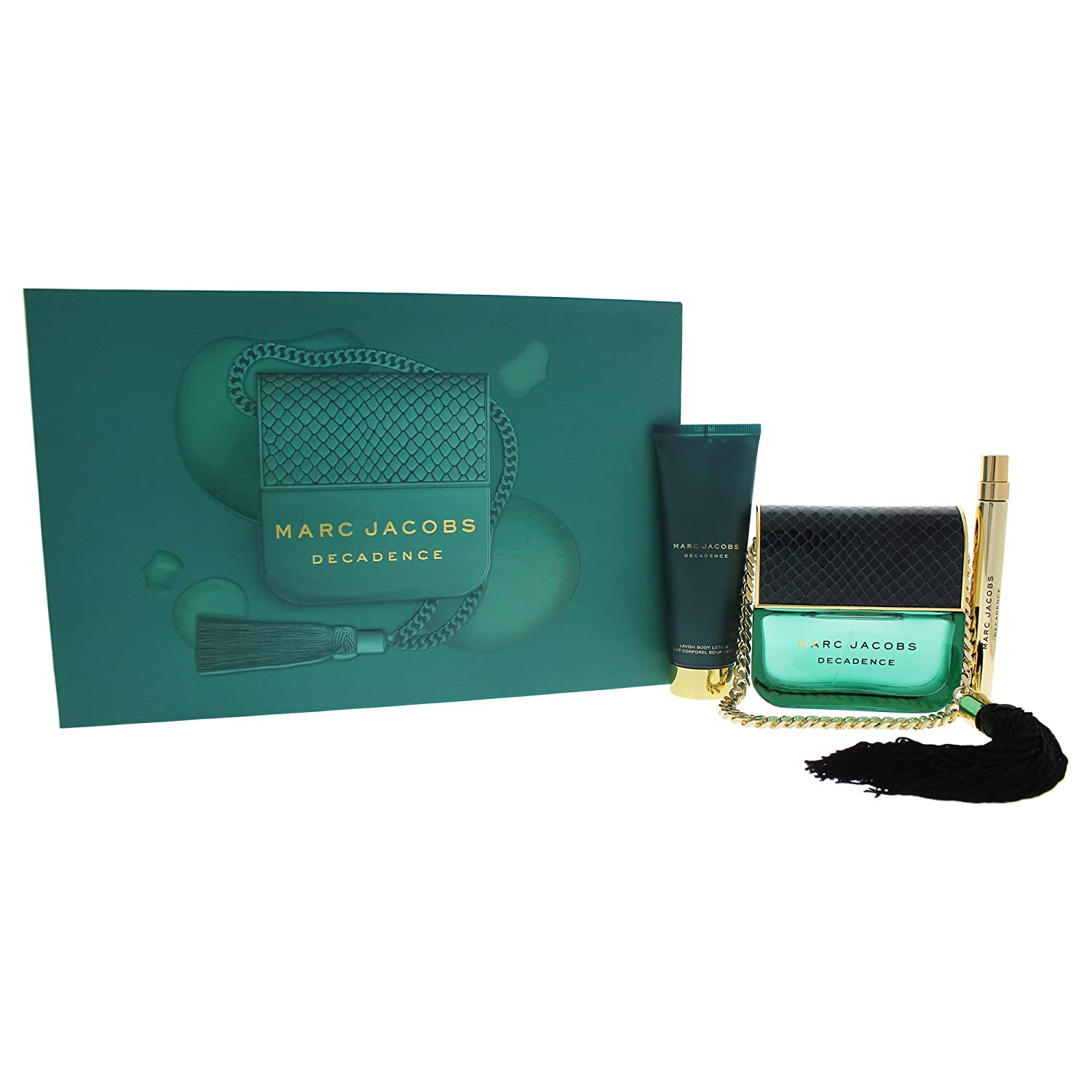 Marc Jacobs Decadence Marc Jacobs Gift Set 3 pc Women Coty