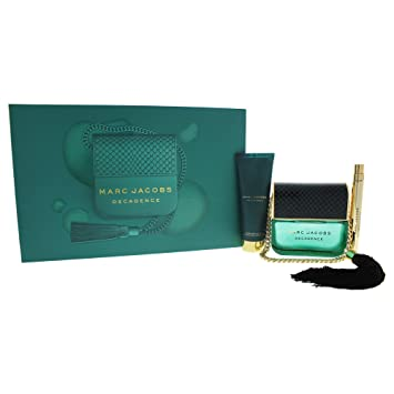 064ca656a0 Amazon.com : Marc Jacobs Decadence for Women 3 Piece Gift Set : Beauty