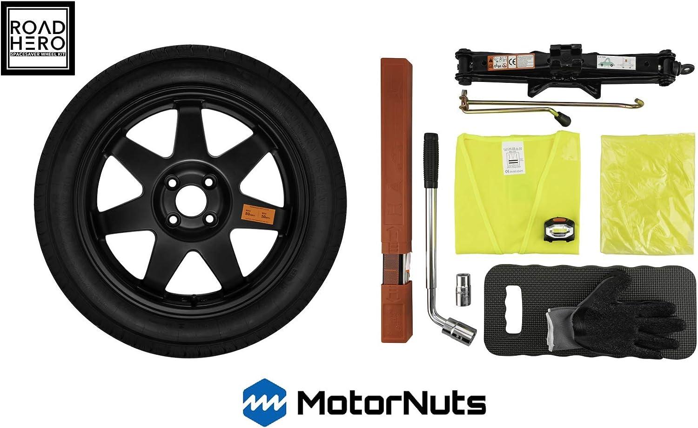 Toyota Rav4 2006-2017 Space Saver Wheel /& Tyre Kit For