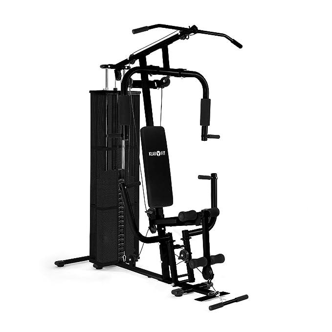 banc de musculation fitness attitude notice