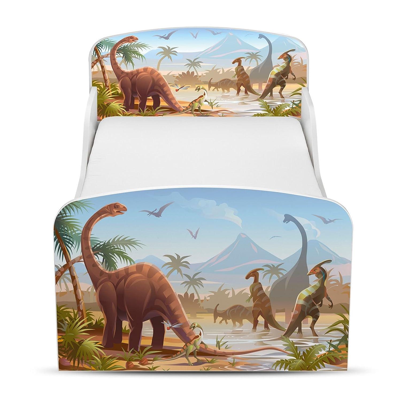 PriceRightHome Jura-Dinosaurier-Kleinkind-Bett: Amazon.de: Küche ...