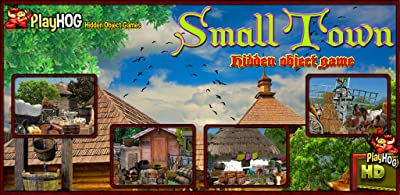 Small Town - Find Hidden Object Game [Download]