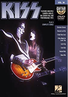 Learn To Play KISS songs on GUITAR LESSONS Bruce Kulick Bob Kulick Paul Stanley