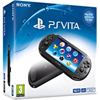 Console Sony Playstation Vita Slim Wi-Fi - Preto