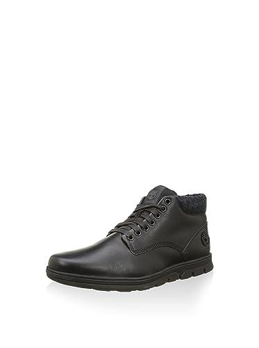 Chaussures Bradstreet Chukka Timberland noir pour homme en
