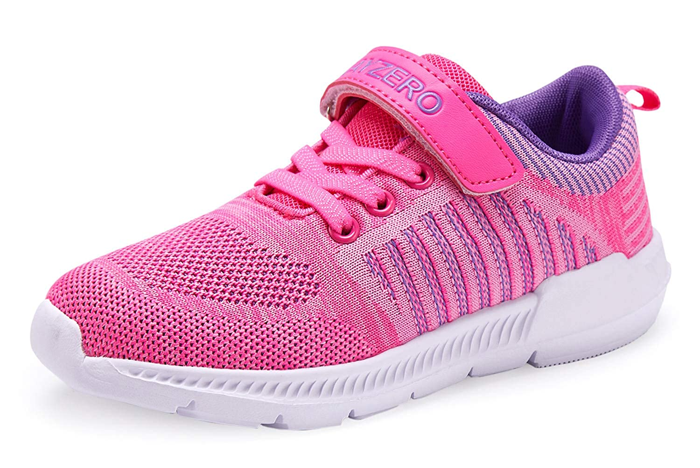Vivay Boys Tennis Shoes Kids Girls Athletic Running Shoes Casual Walking Sneakers for Girls Toddler Little Kid Big Kid