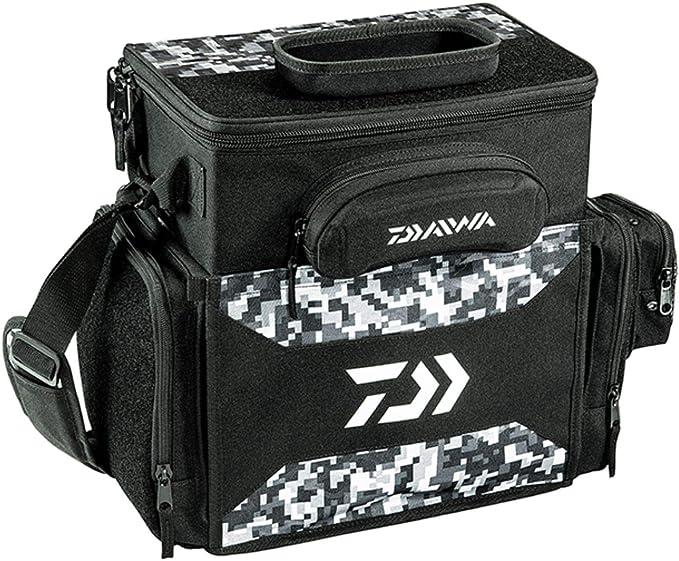 Daiwa D-Vec Clear View Multi-Purpose Bait /& Tackle Sac de rangement