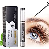 Eyelash Growth Serum, Eyebrow Growth Serum, Eyelash Enhancers, Eyelash Serum for Thicker, Fuller and Longer, Eyelashes and Brows Regrowth and Prevents Thinning Breakage and Fall Out, 5ML