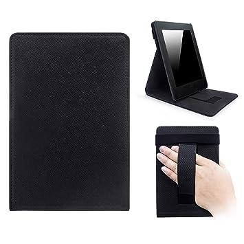 671845fe7fe8b Case Capa Kindle Paperwhite WB® Auto Liga Desliga - Hands Free Preta ...