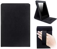 Case Capa Kindle Paperwhite WB® Auto Liga/Desliga  - Hands Free Preta