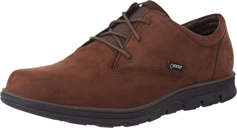 Timberland Bradstreet Casual Waterproof, Zapatos de Cordones Oxford para Hombre