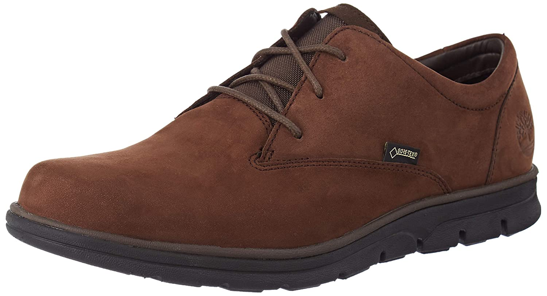 TALLA 44 EU. Timberland Bradstreet Casual Waterproof, Zapatos de Cordones Oxford para Hombre