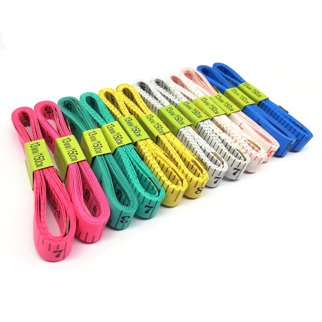 ghdonat.com Sewing Sewing Tools FF Elaine 12 Pcs Double-Scale 60 ...