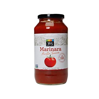 365 Everyday Value, Marinara Pasta Sauce, 25 oz