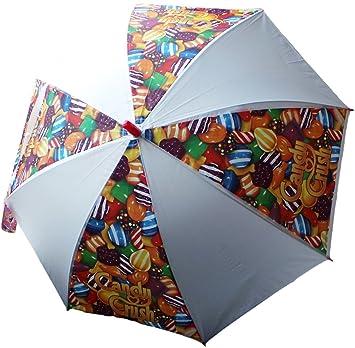 Paraguas automatico de Candy Crush