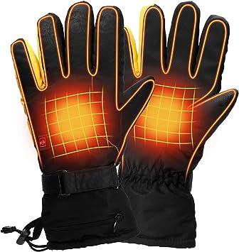 Breathable Thick Type Men Women Winter Keep Warm Wireless Bluetooth Gloves