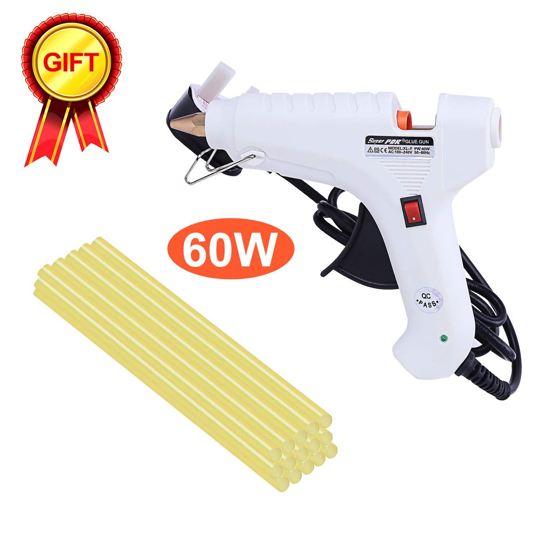 PDR Paintless Dent Repair Tool Kit Hot Glue Gun, Glue Sticks