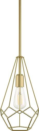Aliria Pendant Light Brass Pendant Lighting