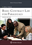 Basic Contract Law for Paralegals (Aspen College Series)