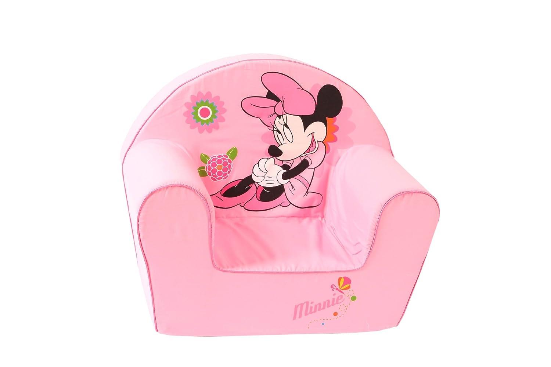 Disney 20025 - Sillón infantil (32 x 42 x 46 cm), diseño de Minnie